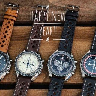 HAPPY 2021!!  #lugs_shop #watchstrap #speedytuesday #omega #omegawatches #rallystrap #braceletdemontre #reloj #watchporn #watchlover #watchnerd #watchgeek #malestyle #manstyle
